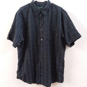 Men's David Taylor Luxury Casual Button Down Shirt